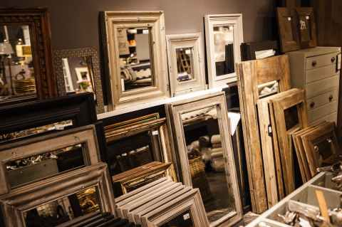 drawer frames furniture glass